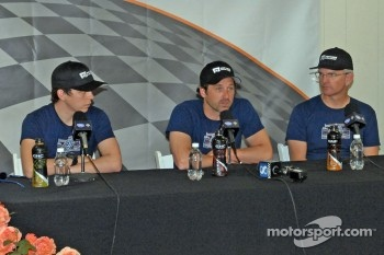 Patrick Dempsey, Joe Foster, Jonny Cocker
