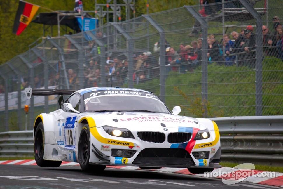 #19 BMW Team Schubert BMW Z4 GT3: Jörg Müller, Dirk Müller, Uwe Alzen, Dirk Adorf