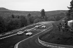 Race action at Schwalbenschwanz