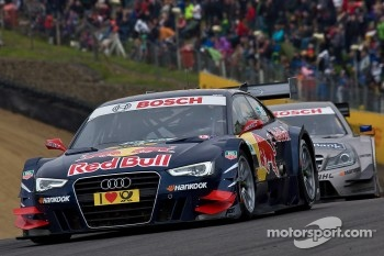 Mattias Ekstrm, ABT Sportsline Audi A5 DTM