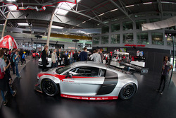 Audi display at the Ring boulevard