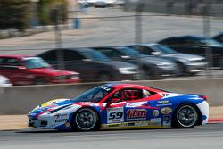 #59 Ferrari of Fort Lauderdale 458CS: Maurizio Scala