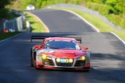 #26 Mamerow Racing Audi R8 LMS Ultra: Chris Mamerow, Christian Abt, Michael Ammermüller, Armin Hahne