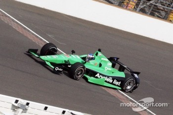 Bryan Clauson, Sarah Fisher Hartman Racing/Curb Honda Agajanian