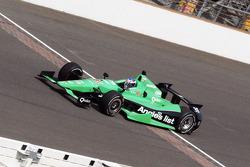 Bryan Clauson, Sarah Fisher Hartman Racing/Curb Honda Agajanian