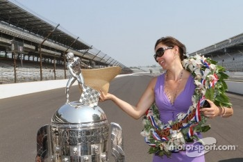 Winners photoshoot: Ashley Judd