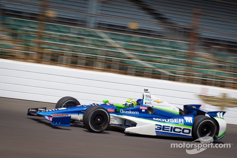 Tony Kanaan, KV Racing Technology Chevrolet