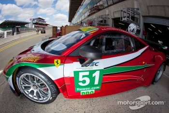 #51 AF Corse Ferrari 458 Italia