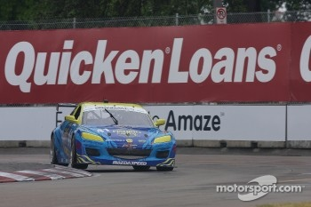 #41 Dempsey Racing Mazda RX-8: Charles Espenlaub, Charles Putman