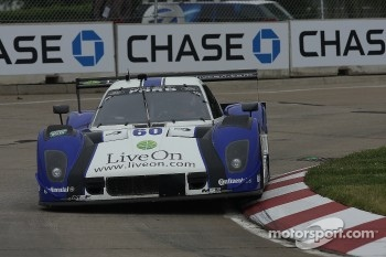 #60 Michael Shank Racing w/Curb-Agajanian Ford/Riley: Oswaldo Negri, John Pew