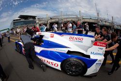 #7 Toyota Racing Toyota TS 030 - Hybrid