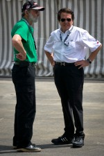 Henri Pescarolo and Reinhold Joest