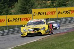David Coulthard, Muecke Motorsport, AMG Mercedes C-Coupe