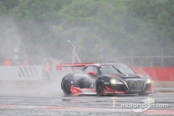 #2 Belgian Audi Club Team WRT Audi R8 LMS ultra: Edward Sandstrom, Laurens Vanthoor, Andrea Piccini