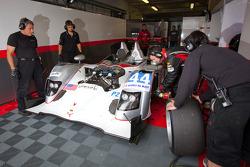 #44 Starworks Motorsports HPD ARX 03b Honda