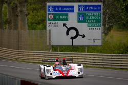 #49 Pecom Racing Oreca 03 Nissan: Luis Perez Companc, Pierre Kaffer, Soheil Ayari
