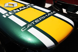 Caterham CT01 nosecone