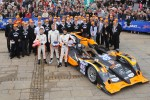 #45 Boutsen Ginion Racing Oreca 03 Nissan: Bastien Brire, Jens Petersen, Shinji Nakano