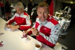 Autograph session: Tom Kristensen