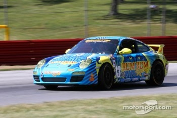#13  Rum Bum Racing Porsche Carrera Matt Plumb Nick Longhi