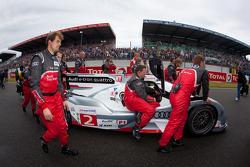 #2 Audi Sport Team Joest Audi R18 E-Tron Quattro