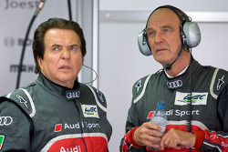Reinhold Joest and Dr. Wolfgang Ullrich