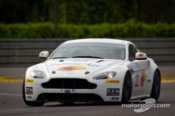 Aston Martin Le Mans Festival: Pierre Mantello, Olivier Bouche