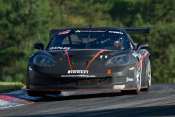 #11 Black Dog Racing Chevrolet Corvette : Tony Gaples