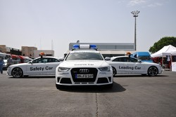 Audi RS4 course cars