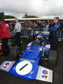 Classic Tyrrell F1
