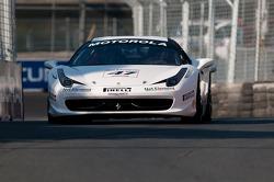 #47 Ferrari of Houston 458CS: Darren Crystal