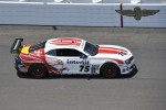 #75 Stevenson Motorsports Camaro GT.R:  Matt Bell, Ronnie Bremer
