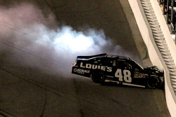 Jimmie Johnson, Hendrick Motorsports Chevrolet has a hard lick