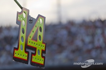 Pit signage