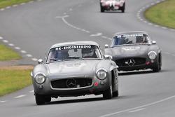 #25 Mercedes 300 SL: Wolfgang Kurth