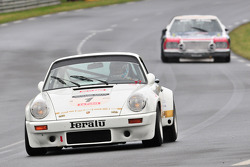 #1 Porsche 911 RS 3.0I: Charles Rupp, Philippe Peauger
