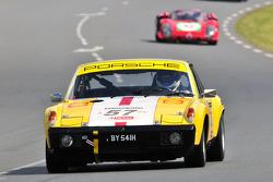 #57 Porsche 914/6 GT: Simon Bowrey, Steve Winter, Geoff Turral