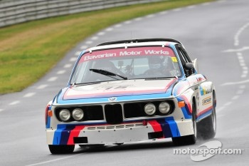 #15 BMW3.5 CSL: Henri Schmitt, Scott Hugues