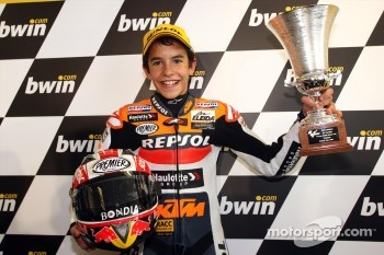 Marc Marquez in 2009