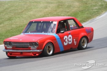 1968 Datsun PL510, Joe Maloy