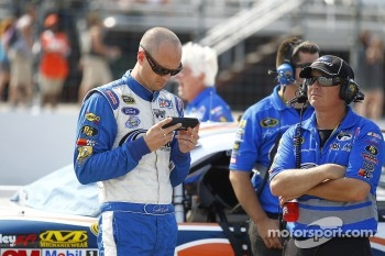 Josh Wise, Front Row Motorsport Ford