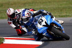 #63 Wrobel Racing, Yamaha YZF-R6: Jeff Wrobel
