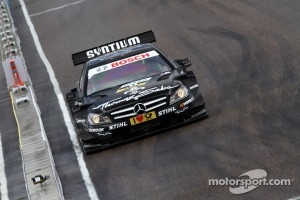 Gary Paffett, AMG Mercedes C-Coupe