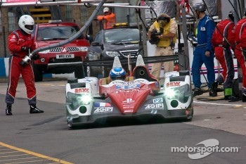 #19 Sebastien Loeb Racing Oreca 03 Nissan: Stphane Sarrazin, Nicolas Minassian, Nicolas Marroc