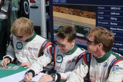 Brendon Hartley, Jody Firth, Warren Hughes