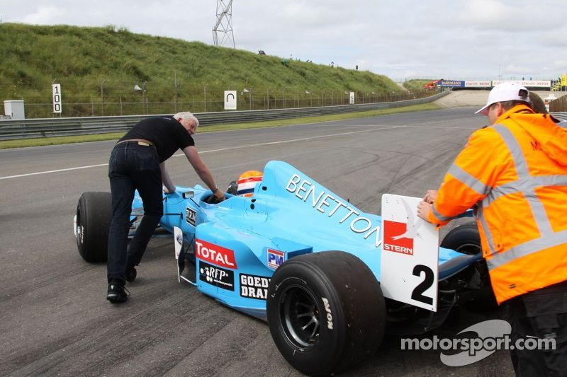 BOSS GP car