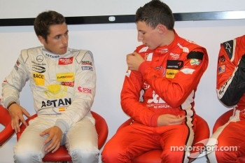 Daniel Juncadella, Raffaele Marciello