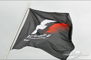 F1 flag