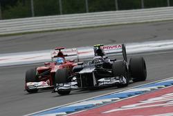 Valtteri Bottas, Williams F1 Team, Fernando Alonso, Scuderia Ferrari