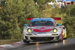 #44 Flying Lizard Motorsports: Seth Neiman, Andy Lally